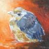 Mus II - 2007 * Acryl op doek - 12x10