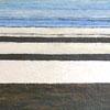 Zeegezicht - 2014 * Acryl op doek - 70x50