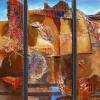 3 Panelen - 2005 * Gemengde Techniek op paneel - 50x100