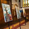 Expositie van Houtenkerk