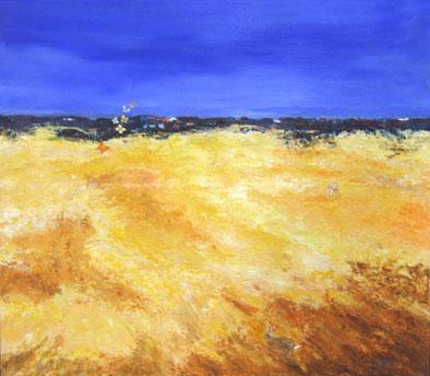 5e Groene Hart Kunstprijs - 2007 * Acryl op doek - 70x80