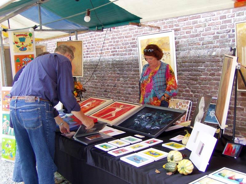 Kunstmarkt Kortenhoef