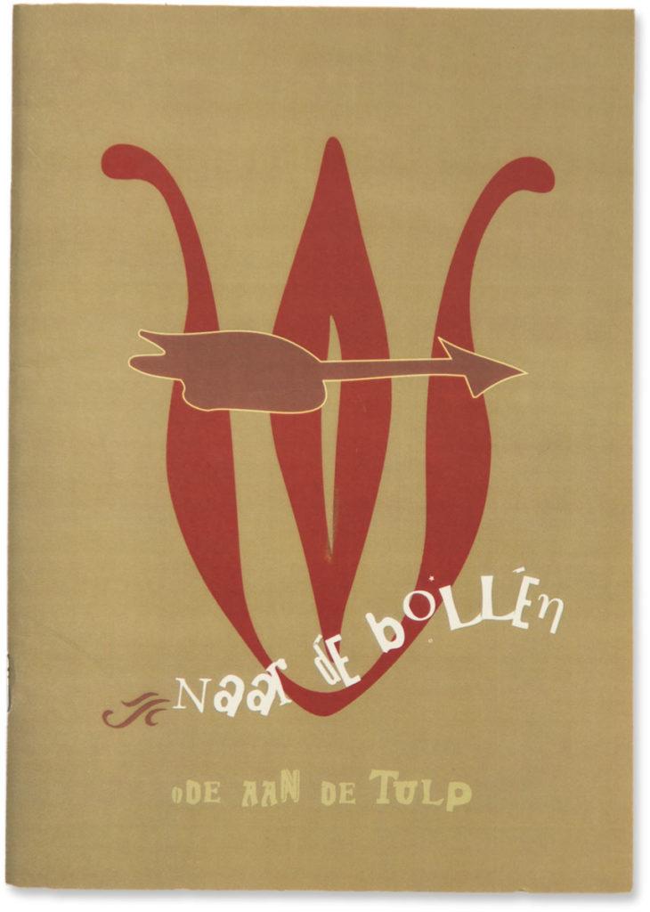 Boekje Naar de Bollen - Ode aan de Tulp - Nieuwspoort