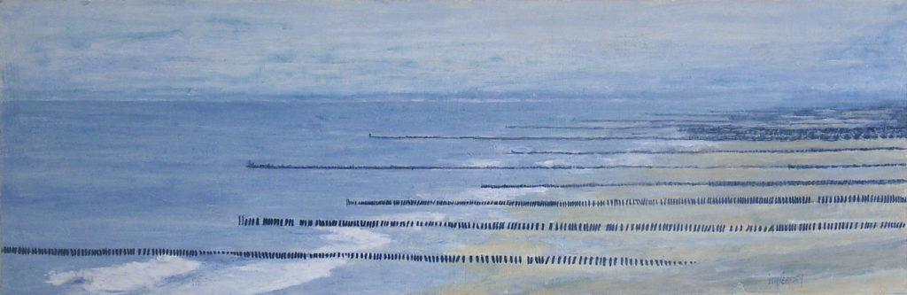 Westkapelle Strand Zeeland - 35x80