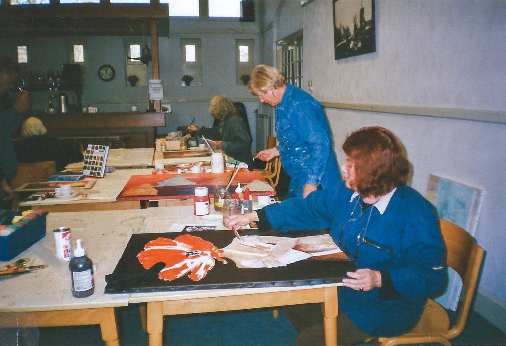 Schildersgroep Kortenhoef Oude School