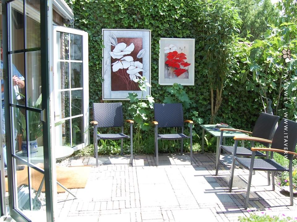 Open Atelier - Tuinexpositie