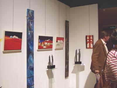 Werk Ita - Weespers aan de Wand 2005