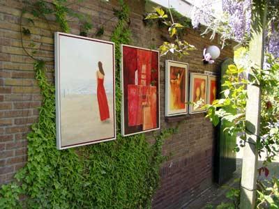 Open Atelier - Weespers aan de Wand 2005